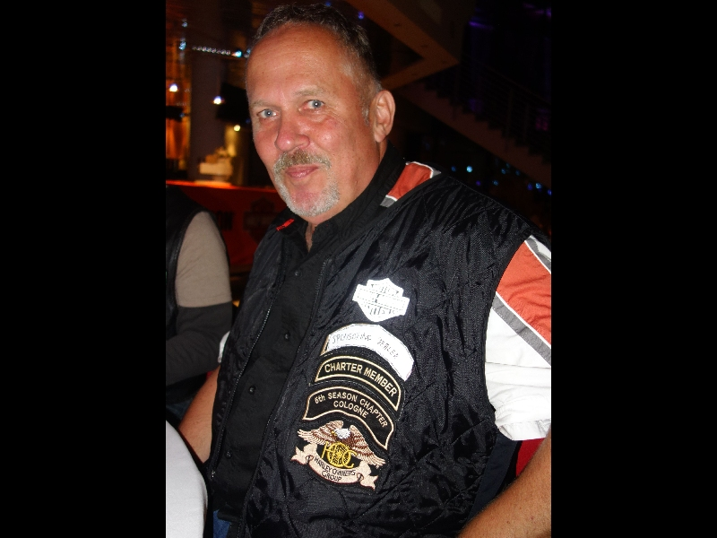 Michael macht nun lieber auf Harley Dealer in Bonn